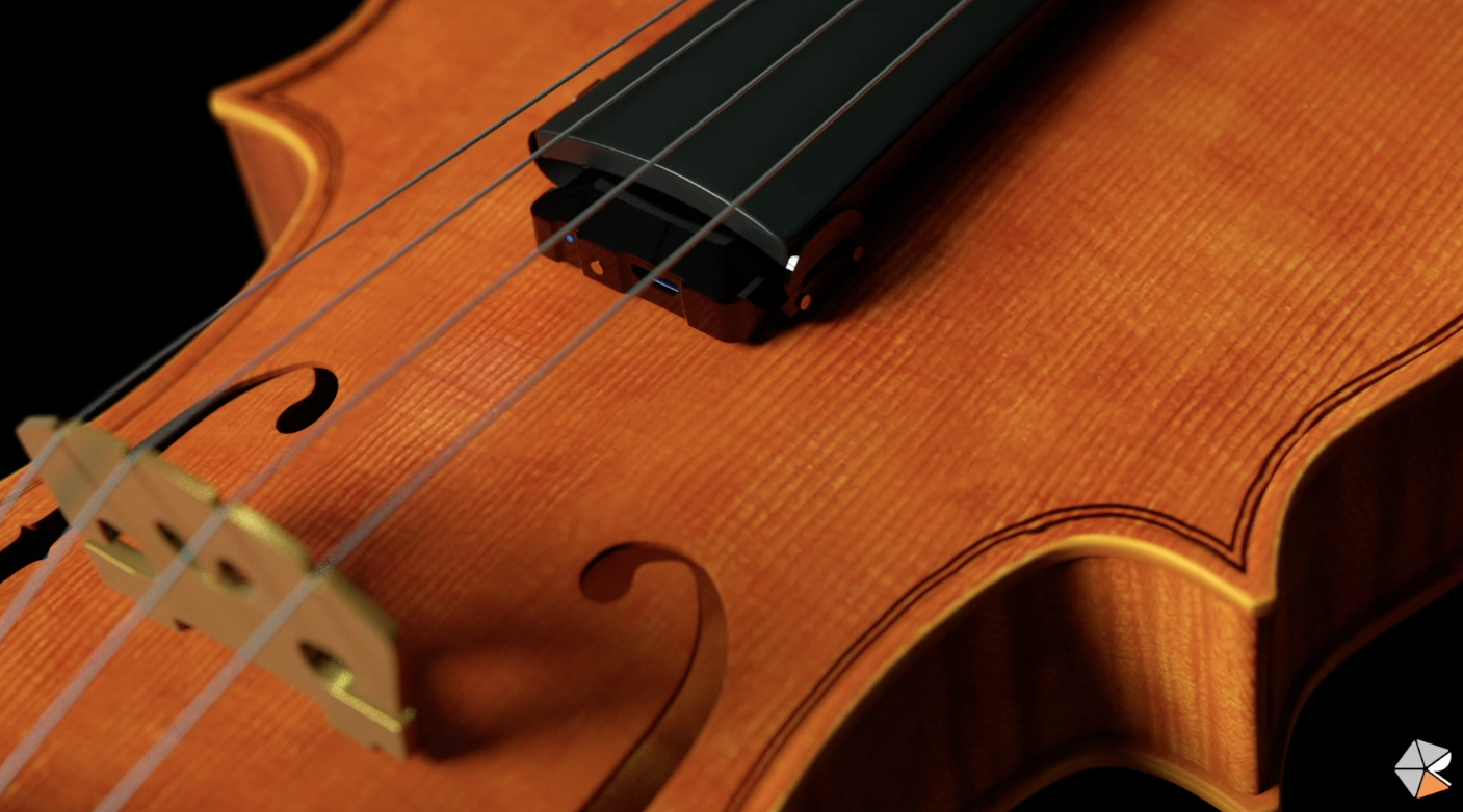 DigitAize Allows String Players To Combine Analog And Digital Music-making With Its Innovative New Digital Modul