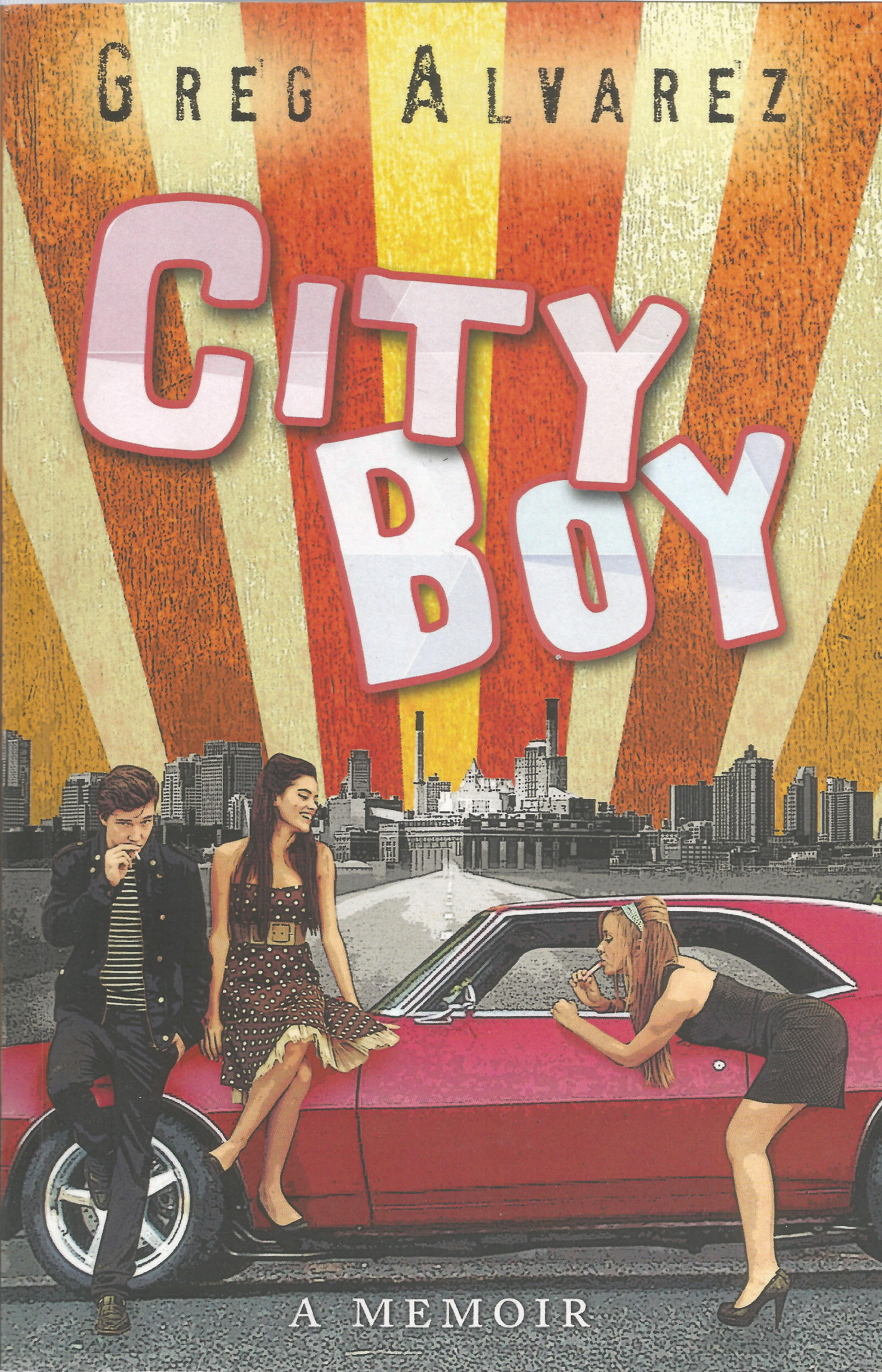City Boy Cover Front only