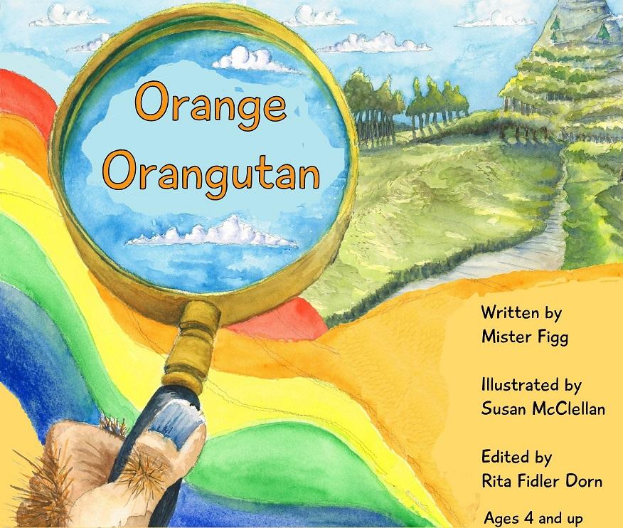 FIGG Orange Orangutan 2