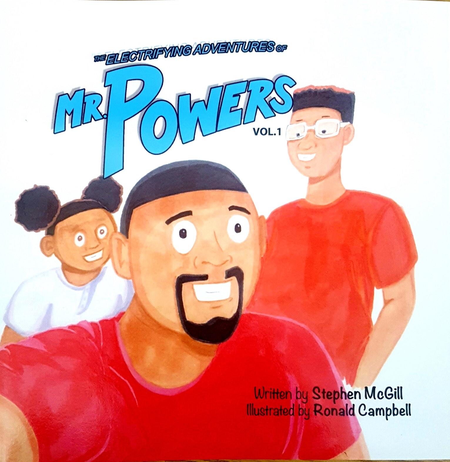 Mr Powers Vol 1