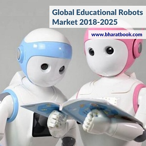 Global Educational Robots Market Size study, by Component, End-User, Product and Regional Forecasts 2018-2025