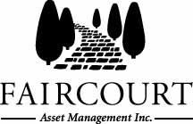 Faircourt Asset Management Inc. Announces November Distributions