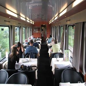 Dining Car Market May Set New Growth Story | Groupon, Aspen Crossing, Amtrak, Rovos Rail