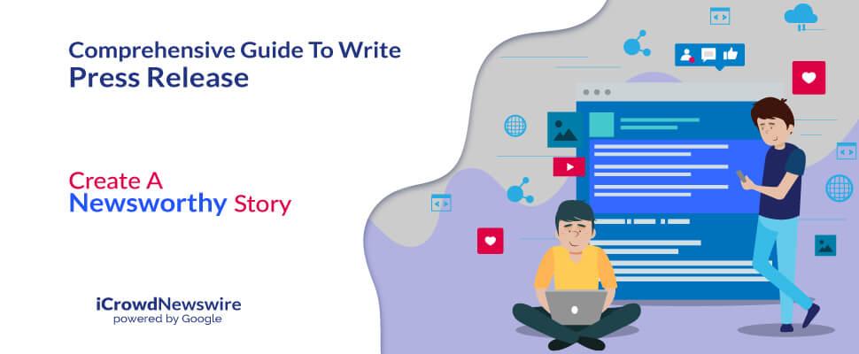 Create a Newsworthy story