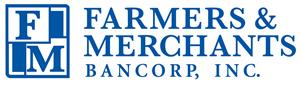 Farmers & Merchants Bancorp, Inc. Reports 2020 Third-Quarter and Year-to-Date Financial Results