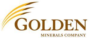 Golden Minerals Dril