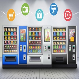 Smart Vending Machin