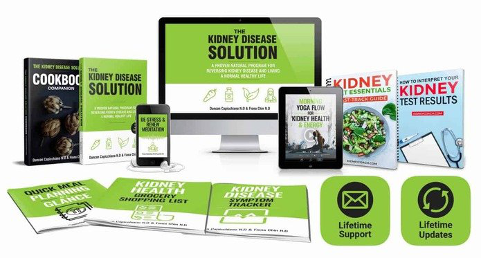 The Kidney Disease Solution Reviews- Scam Or A Legit Program To Regain  Kidney Function?