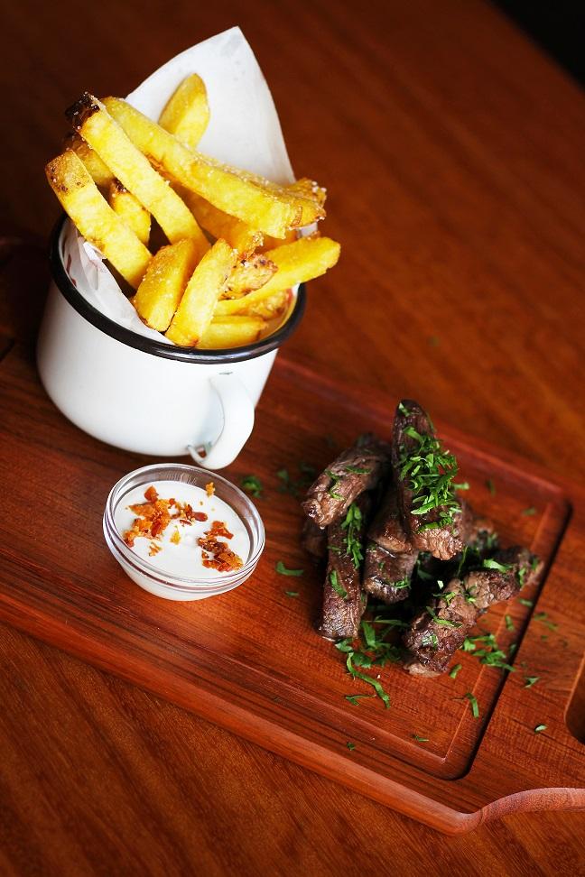 OSSO Steak Frites