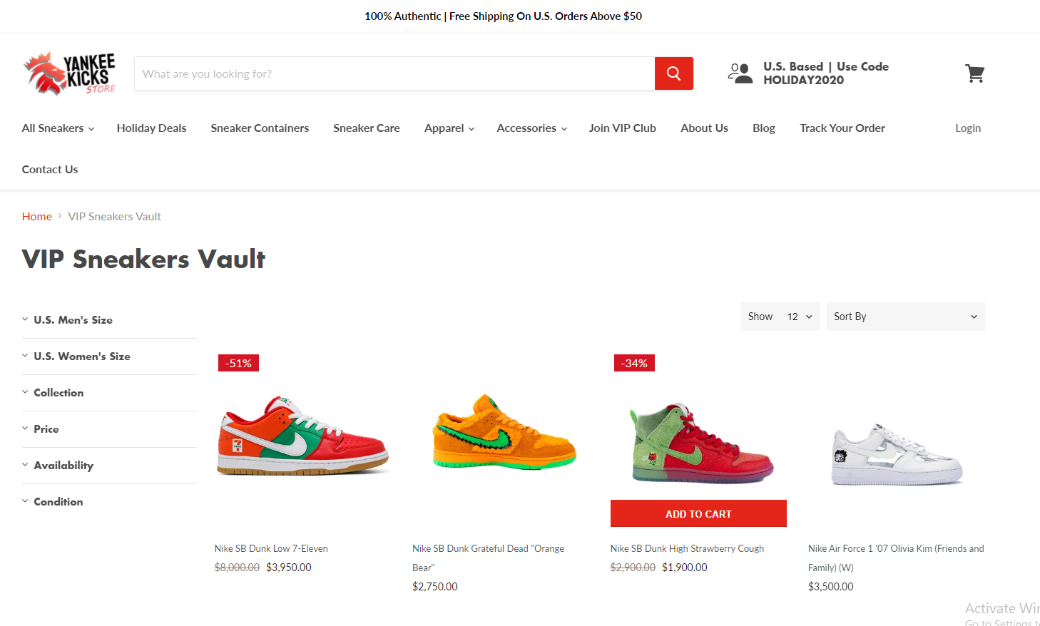This is how people are buying sneakers today.