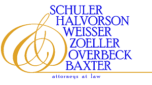SCHULER, HALVORSON, WEISSER, ZOELLER & OVERBECK NAMES  MICHAEL V. BAXTER AS NEWEST PARTNER