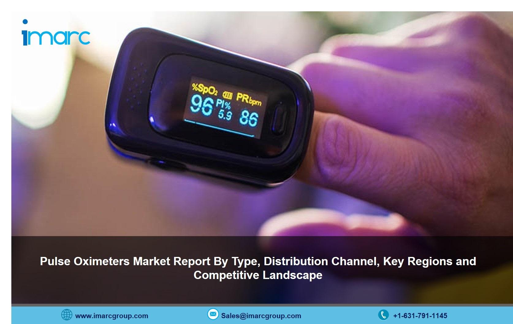 Pulse Oximeter Marke