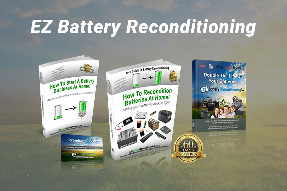 EZ Battery Reconditioning by Tom Ericson – 2021 Updated Review! – Business