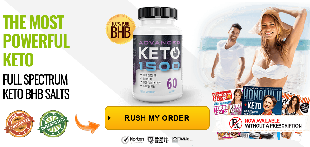 """Advanced Keto 1500 (Reviews) – """"LAB TESTED"""" 98% Result Hurry For Offer! –  Business"""