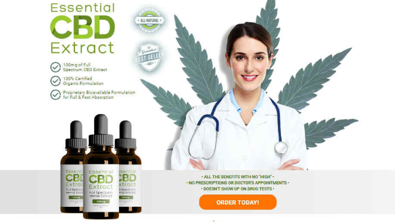 "Essential CBD Extract – Full Spectrum ""Reviews"" Price & Buy! – Business"