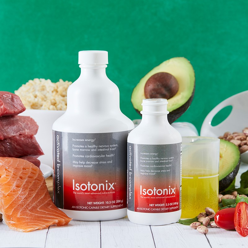 Isotonix Activated B