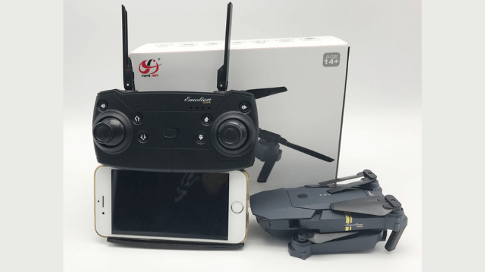 What is Drone pro