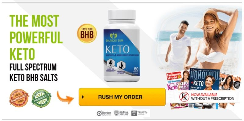 Balanced Slim Keto Reviews – Truth about this weight loss supplement –  Business