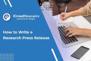 research press release
