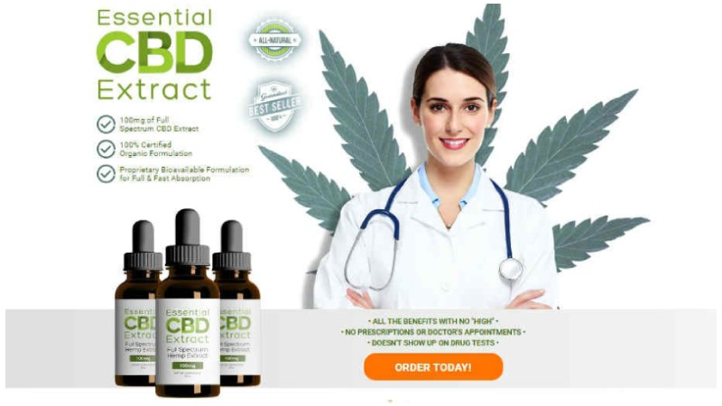 Australia) Essential CBD Extract - (Avis) Reviews Price & Buy!