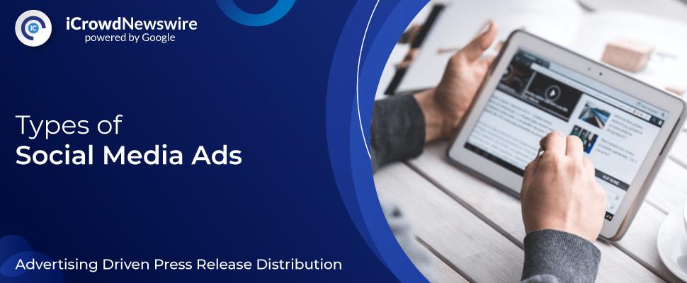 Types of Social Media Ads