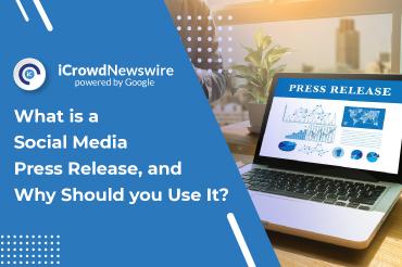 Social media press release.