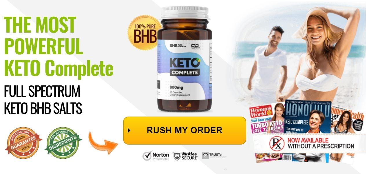 Keto Complete Australia ndash; Pills Reviews, Price, Ingredients, Legit or Scam  ndash; Business