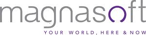 4395 magnasoft logo