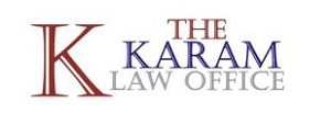 5841 Karam Law Office Logo