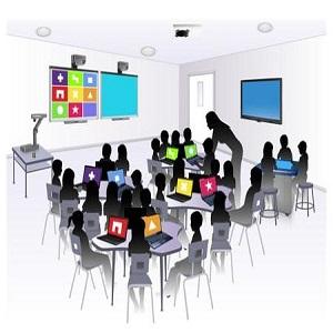 Education Technology (Ed Tech) And Smart Classrooms Market Rewriting Long Term Growth Story   Smart Technologies, SABA, Lenovo, Apple, Blackboard, Dell