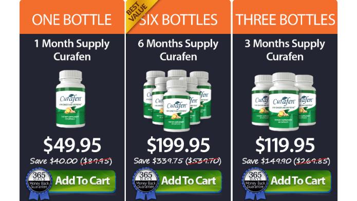 Curafen Supplement Price