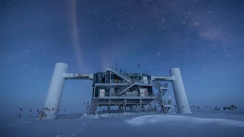 neutrino researchicecube 1