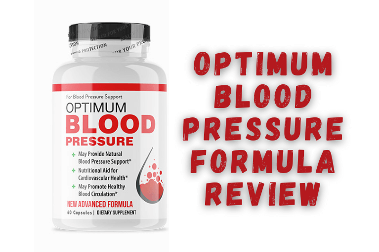 thumbnail Optimum Blood Pressure Formula Review